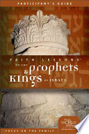 On the Prophets and Kings of Israel