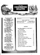 The Ohio Conservation Bulletin