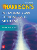 Harrison S Pulmonary And Critical Care Medicine 2e