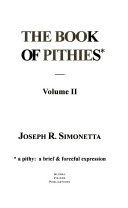 The Book of Pithies