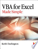 VBA For Excel Made Simple