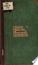 Narrative of Joanna  an Emancipated Slave of Surinam