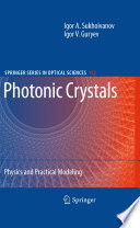 Photonic Crystals : the last 15 years is being expressed...