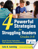 four powerful strategies for struggling readers grades 3 8