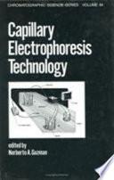 Capillary Electrophoresis Technology
