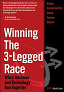 Winning the 3 legged Race