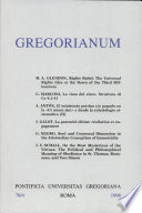 Gregorianum
