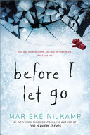Before I Let Go Book Cover