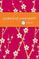 Pocket Posh Word Search