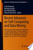 Recent Advances On Soft Computing And Data Mining : the concepts and techniques readers...