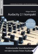 Audacity 2 1 kompakt