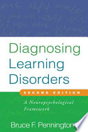 Diagnosing Learning Disorders  Second Edition