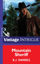 Mountain Sheriff  Mills   Boon Intrigue