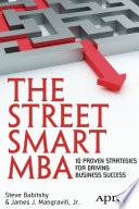 The Street Smart MBA