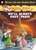 Geronimo stilton graphic novels 11