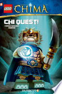 Lego Legends Of Chima 3 Chi Quest