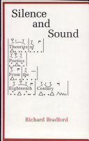 Silence and Sound Generated Independently From Within The