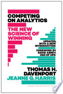 Competing on Analytics  Updated  with a New Introduction