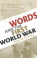 download ebook words and the first world war pdf epub