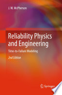 Reliability Physics And Engineering book