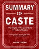 Summary of Caste Book PDF