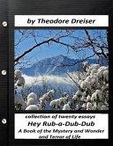 Hey Rub A Dub Dub