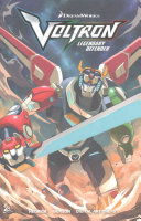 Voltron   Legendary Defender Book PDF