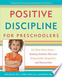 Positive Discipline For Preschoolers
