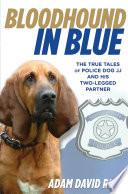 Bloodhound in Blue