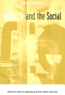 Deleuze and the Social