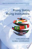 Rising States  Rising Institutions