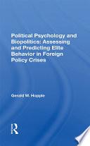 Political Psychology And Biopolitics