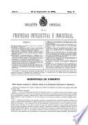 Boletin Oficial de la Propiedad Intelectual e Industrial  16 09 1886