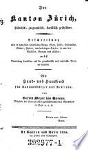 Historisch-Geographisch-Statistisches Gemalde der Schweig