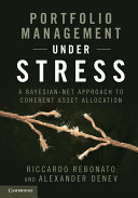 Portfolio Management under Stress