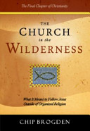 Ebook The Church in the Wilderness Epub Chip Brogden Apps Read Mobile