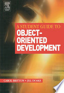 A Student Guide To Object Oriented Development