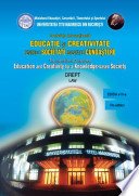 The International Conference Education and Creativity for a Knowledge based Society     Law  2012