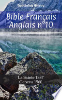 Bible Français Anglais n°10