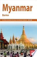 Nelles Guide Reisef  hrer Myanmar