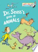 Dr  Seuss s Book of Animals