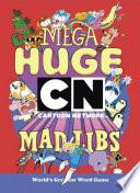 Mega Huge Cartoon Network Mad Libs