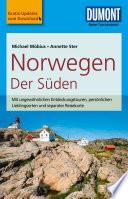 DuMont Reise-Taschenbuch Reiseführer Norwegen, Der Süden
