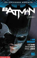 Batman Vol  1  Rebirth