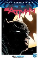 Batman Vol 1 Rebirth