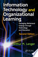 Information Technology and Organizational Learning
