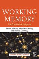 Working Memory book