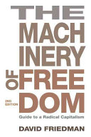 The Machinery Of Freedom
