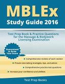 Mblex Study Guide 2016