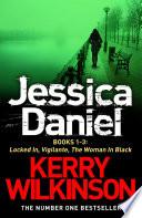 jessica daniel series locked in vigilante the woman in black
